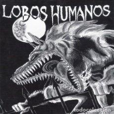 CDs de Música: LOBOS HUMANOS + ROMBOS NEGROS. Lote 237636625