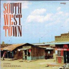 CDs de Música: SOWETO - SOUTH WEST TOWN - ALBUM PROMO. Lote 237644115