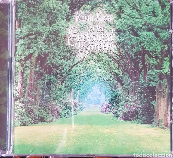 KEVIN KERN IN THE ENCHANTED GARDEN (Música - CD's New age)