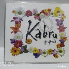 CDs de Música: KABRU / PAPUA - CDSINGLE. Lote 237682415