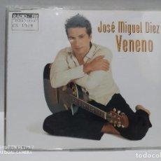 CDs de Música: JOSE MIGUEL DIEZ / VENENO - CDSINGLE. Lote 237691155