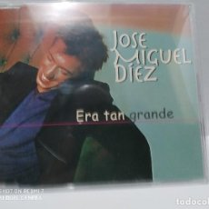 CDs de Música: JOSE MIGUEL DIEZ / ERA TAN GRANDE - CDSINGLE. Lote 237694265