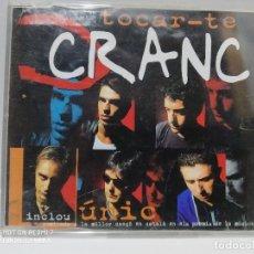 CDs de Música: CRANC / TOCAR-TE - CDSINGLE. Lote 237695190