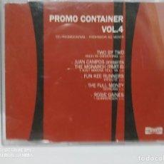 CDs de Música: PROMO CONTAINER VOL. 4 - CDSINGLE. Lote 237695600