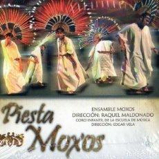 CDs de Música: ENSAMBLE MOXOS - PIESTA MOXOS. Lote 215041008