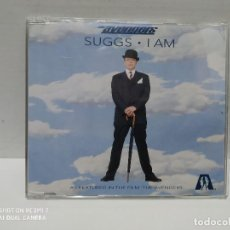 CDs de Música: SUGGS - I AM /AS FEATURED IN THE FLIM ( THE AVENGERS ) - CDSINGLE. Lote 237703470