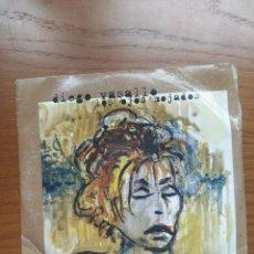CDs de Música: DIEGO VASALLO. LOS OJOS MOJADOS. 1996.. Lote 237746300