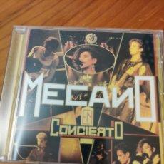CDs de Música: CD MECANO. EN CONCIERTO. Lote 237770755