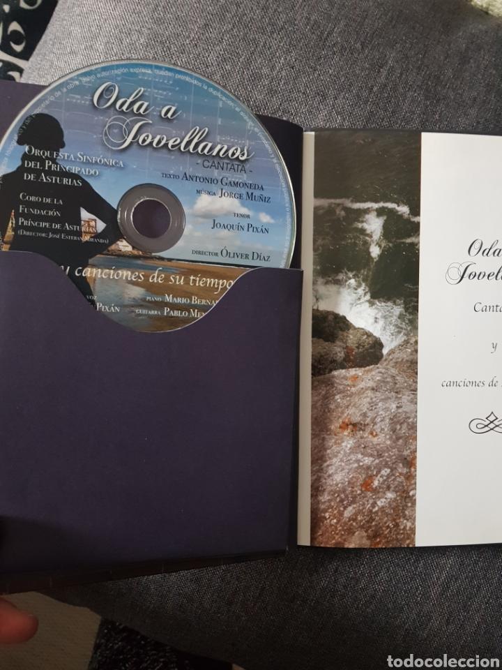 CDs de Música: Oda a Jovellanos. Canciones de su tiempo - Foto 2 - 237780330