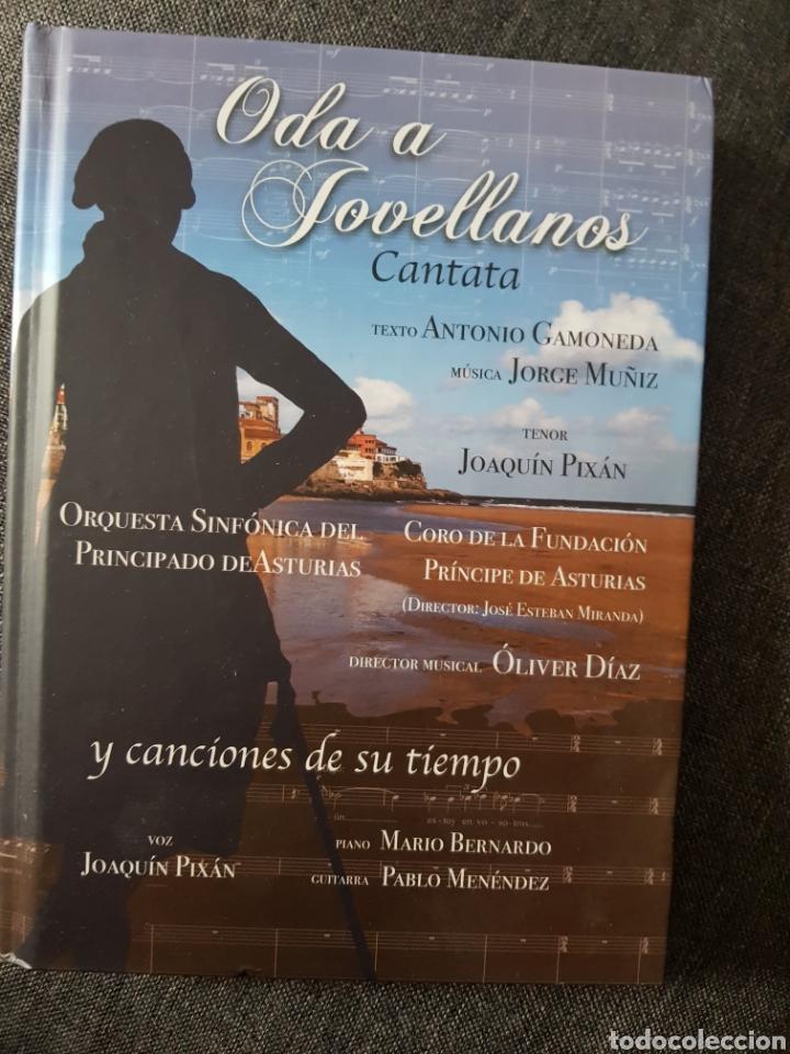 ODA A JOVELLANOS. CANCIONES DE SU TIEMPO (Música - CD's Clásica, Ópera, Zarzuela y Marchas)