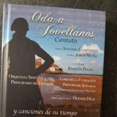 CDs de Música: ODA A JOVELLANOS. CANCIONES DE SU TIEMPO. Lote 237780330