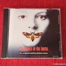 CDs de Música: CD BSO EL SILENCIO DE LOS CORDEROS - HOWARD SHORE. Lote 237849845