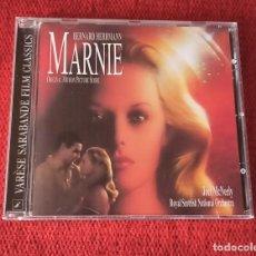 CDs de Música: CD BSO MARNIE DE BERNARD HERRMANN. Lote 237851095