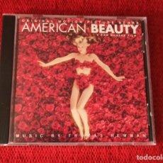CDs de Música: CD BANDA SONORA AMERICAN BEAUTY - THOMAS NEWMAN. Lote 237851755