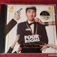 CDs de Música: CD BANDA SONORA FOUR ROOMS - COMBUSTIBLE EDISON. Lote 237852435