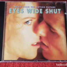 CDs de Música: CD BANDA SONORA EYES WIDE SHUT DE STANLEY KUBRICK. Lote 237853300