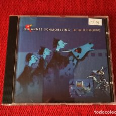 CDs de Música: CD THE ZOO OF TRANQUILITY - JOHANNES SCHMOELLING. Lote 237868720