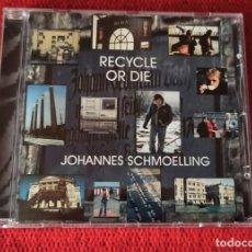 CDs de Música: CD RECYCLE OR DIE - JOHANNES SCHMOELLING. Lote 237869190