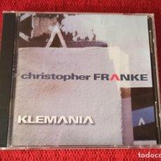 CDs de Música: CD KLEMANIA - CHRISTOPHER FRANKE. Lote 237870400