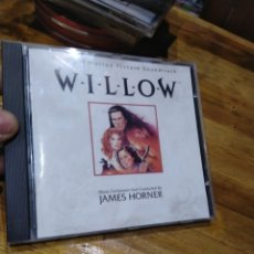 CDs de Música: 003. WILLOW. Lote 237916330
