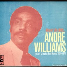 CDs de Música: ANDRE WILLIAMS - MOVIN' ON WITH ANDRE WILLIAMS. Lote 238011910