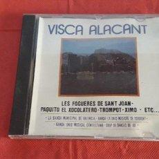 CDs de Música: 14-00287 -VISCA ALACANT. Lote 238098075