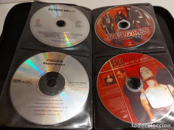 CDs de Música: ESTUCHE CONTENIENDO 56 CDS DE LUJO / TODO TIPO DE MÚSICA / BUENA OCASIÓN / VER FOTOS. - Foto 7 - 238125850