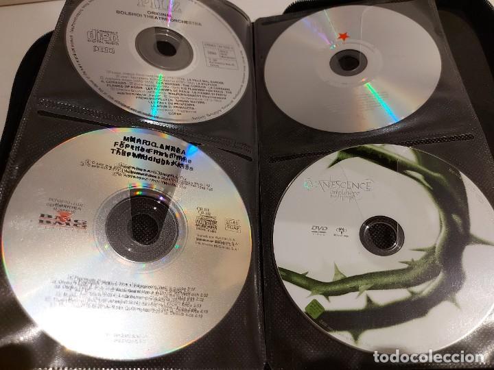 CDs de Música: ESTUCHE CONTENIENDO 56 CDS DE LUJO / TODO TIPO DE MÚSICA / BUENA OCASIÓN / VER FOTOS. - Foto 10 - 238125850