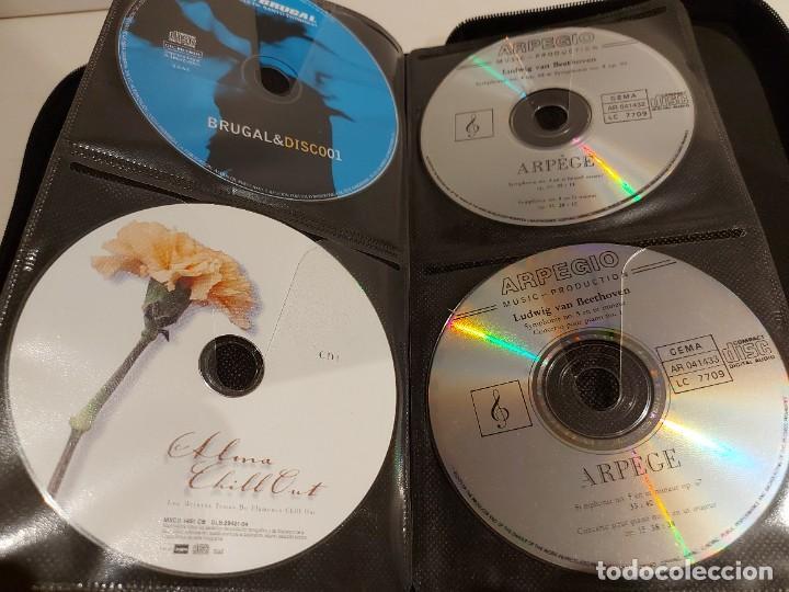 CDs de Música: ESTUCHE CONTENIENDO 56 CDS DE LUJO / TODO TIPO DE MÚSICA / BUENA OCASIÓN / VER FOTOS. - Foto 11 - 238125850