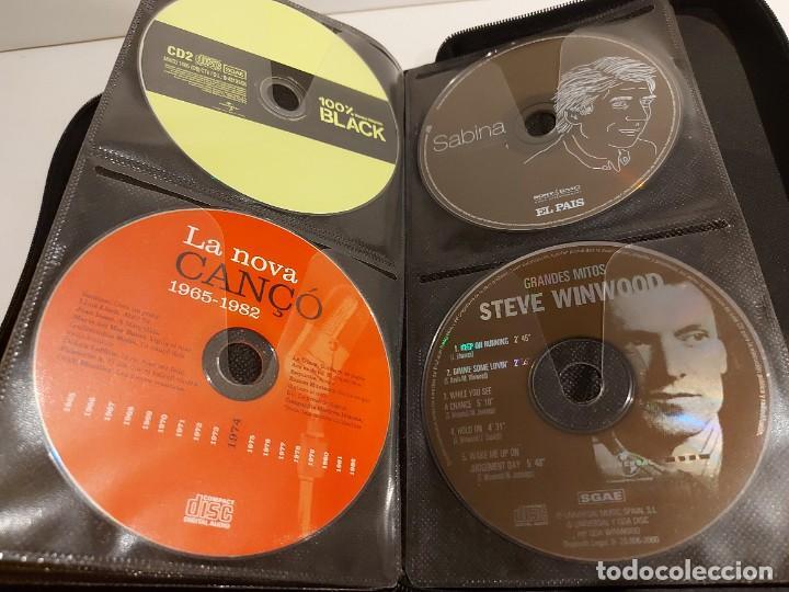 CDs de Música: ESTUCHE CONTENIENDO 56 CDS DE LUJO / TODO TIPO DE MÚSICA / BUENA OCASIÓN / VER FOTOS. - Foto 12 - 238125850
