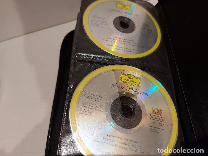 CDs de Música: ESTUCHE CONTENIENDO 56 CDS DE LUJO / TODO TIPO DE MÚSICA / BUENA OCASIÓN / VER FOTOS. - Foto 15 - 238125850