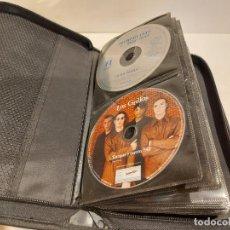 CDs de Música: ESTUCHE CONTENIENDO 56 CDS DE LUJO / TODO TIPO DE MÚSICA / BUENA OCASIÓN / VER FOTOS.. Lote 238125850
