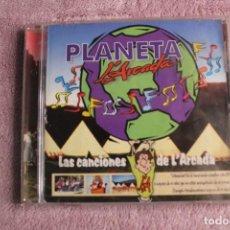 CDs de Música: CD PLANETA L'ARCADA LAS CANCIONES DE L'ARCADA. Lote 238127070