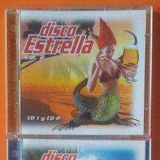 CDs de Música: DISCO ESTRELLA VOL. 2 TONI PERET & JOSE Mª CASTELLS VALE MUSIC 1999 4 CDS. Lote 238188155