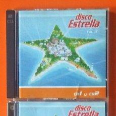 CDs de Música: DISCO ESTRELLA VOL. 3 TONI PERET & JOSE Mª CASTELLS VALE MUSIC 2000 4 CDS. Lote 238188500