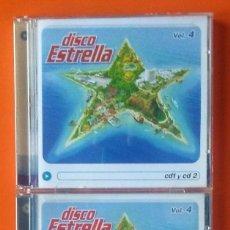 CDs de Música: DISCO ESTRELLA VOL. 4 TONI PERET & JOSE Mª CASTELLS VALE MUSIC 2001 4 CDS. Lote 238188785