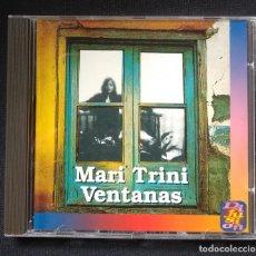 CDs de Musique: 1994 CD (NUEVO) MARI TRINI / VENTANAS (1° EDICIÓN). Lote 238217475