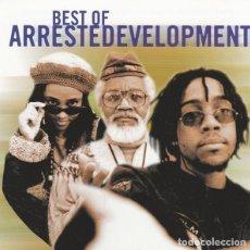 CDs de Música: ARRESTED DEVELOPMENT - BEST OF. Lote 238271210