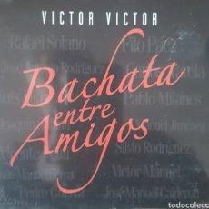 CDs de Música: VICTOR VICTOR BACHATA ENTRE AMIGOS. Lote 238287365