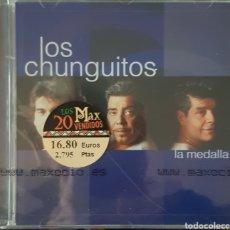 CDs de Música: LOS CHUNGUITOS LA MEDALLA. Lote 238288855