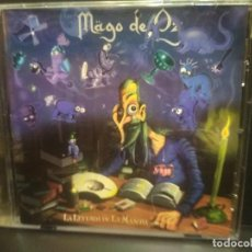 CDs de Música: MAGO DE OZ - LA LEYENDA DE LA MANCHA - CD ALBUM 1998 PEPETO. Lote 238334520