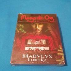 CDs de Música: PEDIDO MÍNIMO 5€ OFERTA MAGO DE OZ DIABULUS IN OPERA 2CD + DVD PRECINTADO. Lote 209002717