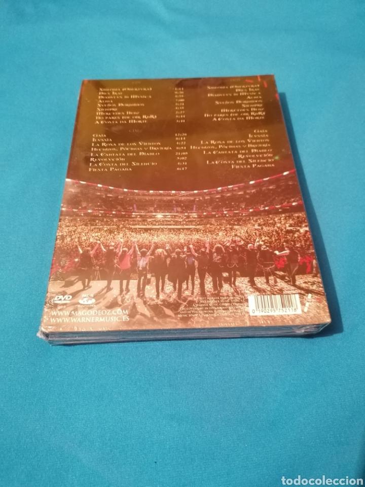 CDs de Música: PEDIDO MÍNIMO 5€ OFERTA MAGO DE OZ DIABULUS IN OPERA 2CD + DVD PRECINTADO - Foto 2 - 209002717