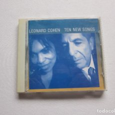 CDs de Música: TEN NEW SONGS - LEONARD COHEN. Lote 238439795