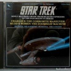 CDs de Música: STAR TREK. Lote 238353580