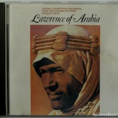 CDs de Música: LAWRENCE OF ARABIA - MAURICE JARRE. Lote 238353585