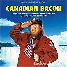 CDs de Música: ELMER BERNSTEIN - CANADIAN BACON. Lote 238475220