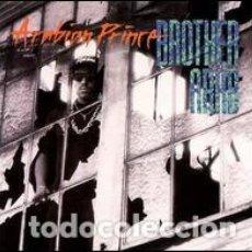 CDs de Música: ARABIAN PRINCE - BROTHER ARAB CD 1986 PRIMERA EDICION USA RARO!!! HIP HOP. Lote 238481300