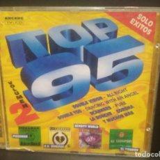 CDs de Música: CD ALBUM - MUSICA - TOP 95 VOLUME 2 SOLO EXITOS PEPETO. Lote 238514155