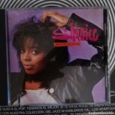 CDs de Música: SHANICE WILSON - DISCOVERY CD 1987 PRIMERA EDICION USA RARO!!! HIP HOP FUNK. Lote 238482230